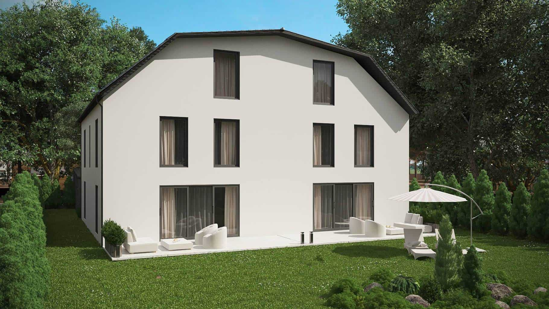 Wohnbauprojekt Neuaigen Tulln