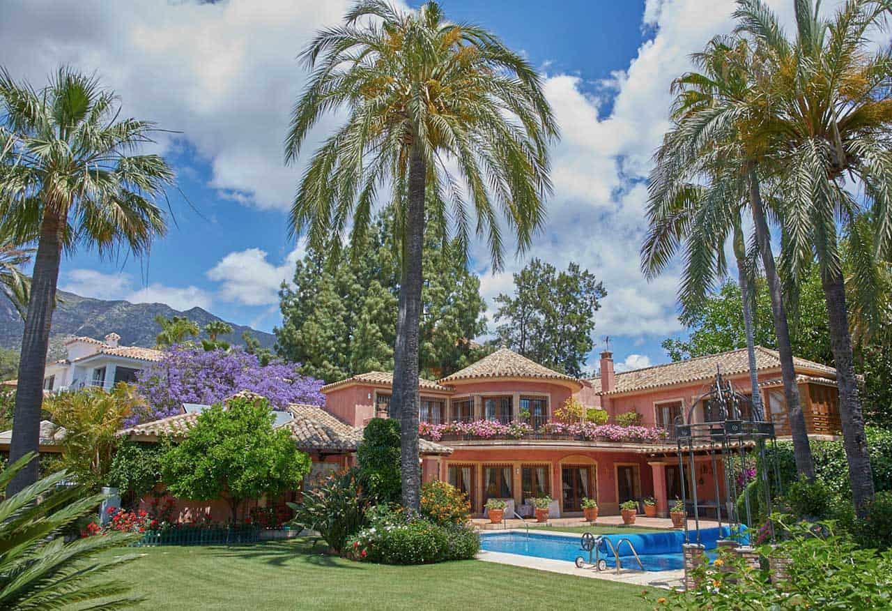 Marbella Haus