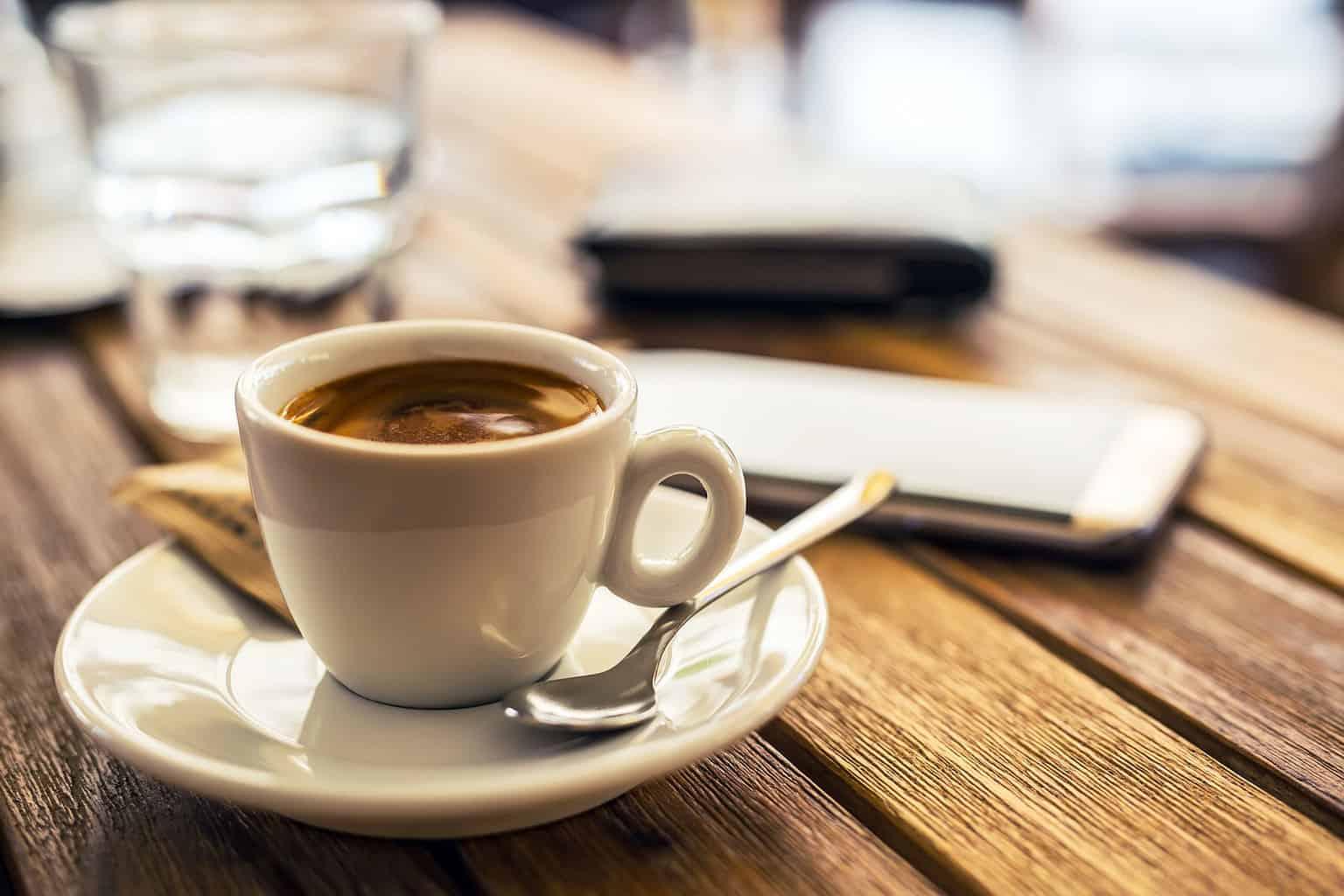 Kaffeetisch