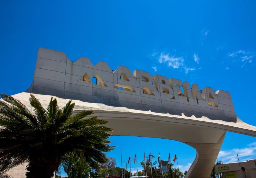 Torbogen Marbella