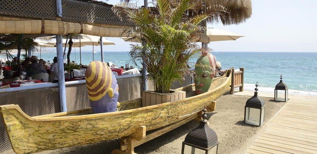 Das Leben an der Goldenen Meile von Marbella