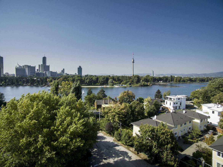 Provisionsfrei & exklusiv an der Alten Donau