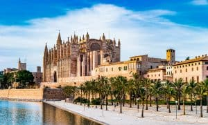 Catedral la Seu in Palma De Mallorca
