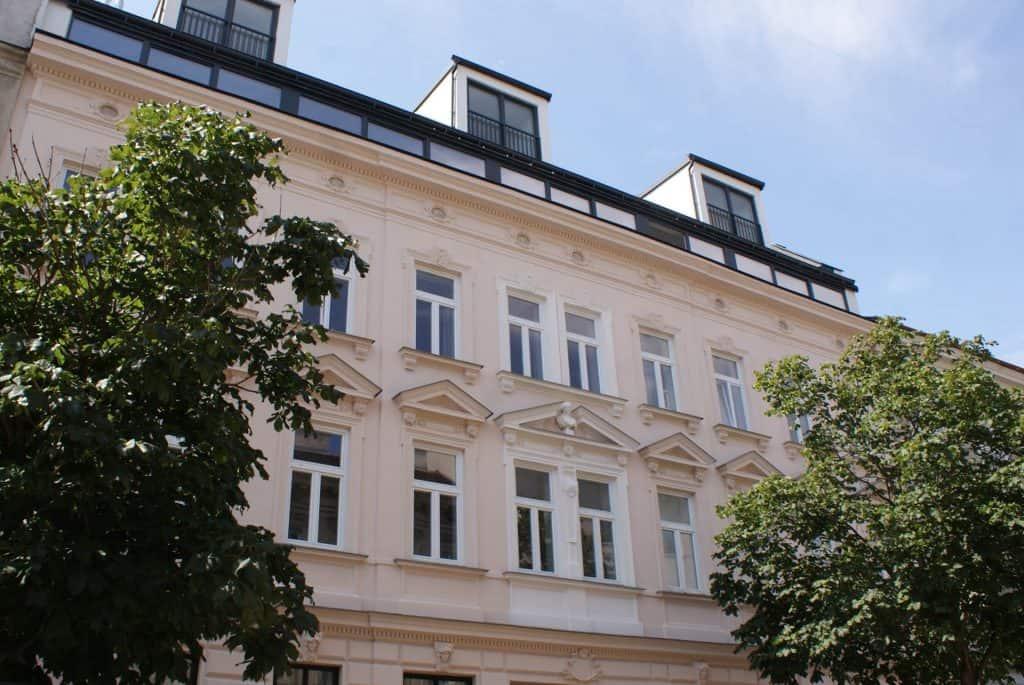 Stilvolle Dachgeschoss-Apartments Wien 1160