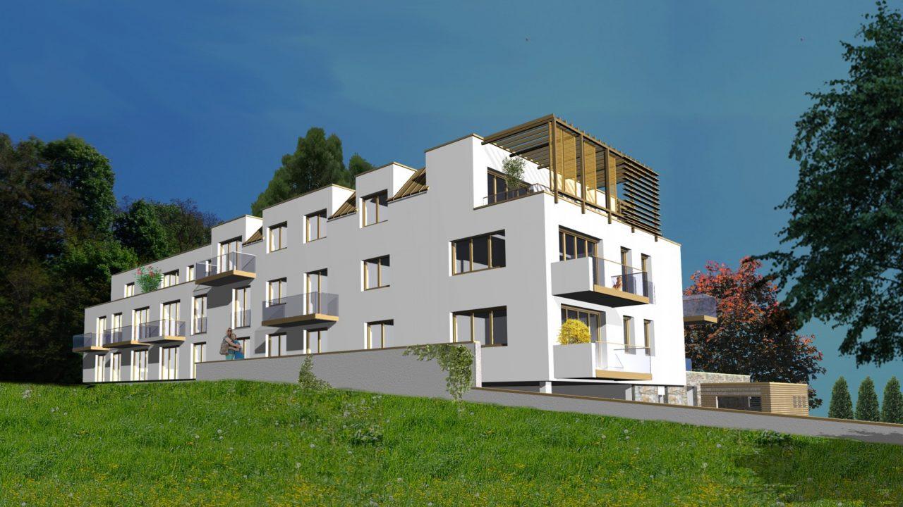 Wohnbauprojekt Gablitz Riederberg