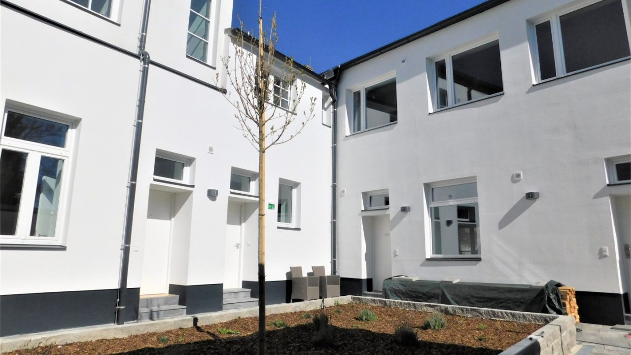 Wohnbauprojekt Baden